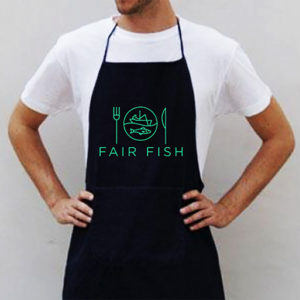 Fair fish apron